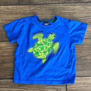 Oshkosh turtle T-shirt